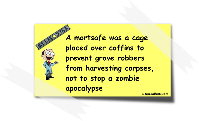 mortsafe zombies