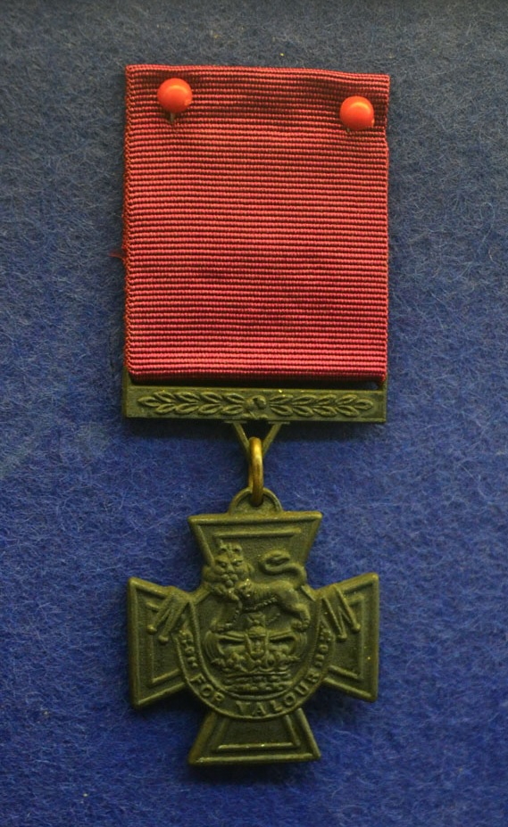 Victoria Cross Medals Made From Chinese Cannons
