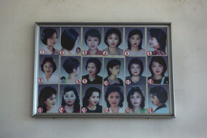 north korean haircuts