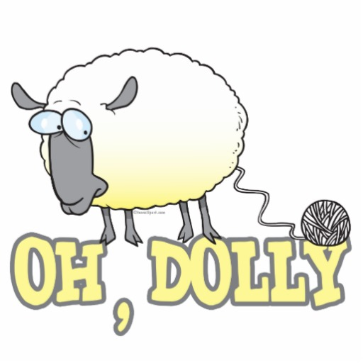 dolly sheep name