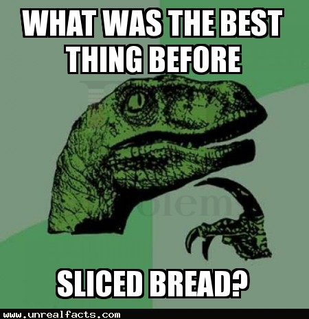 sliced bread banned during wwii