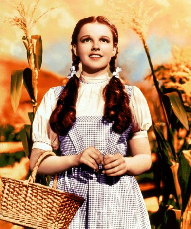 judy garland death tornado kansas