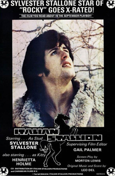 first movie sylvester stallone starred in