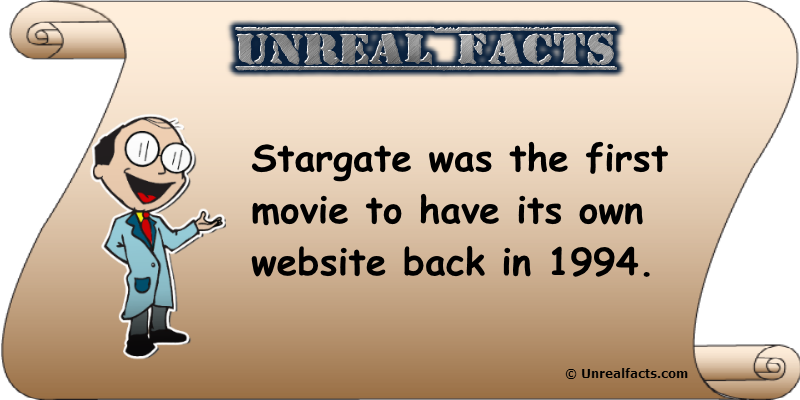 stargate first movie website