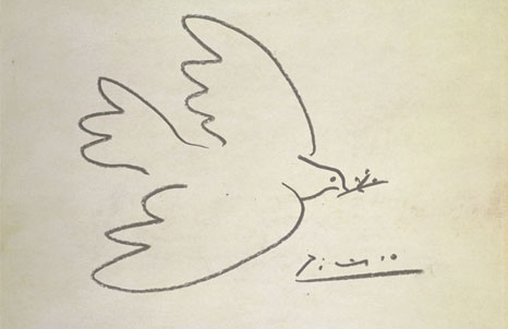 brian blessed picasso dove