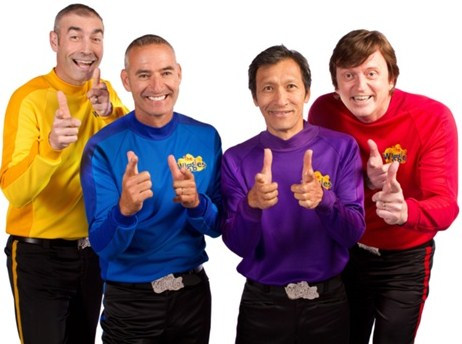 Wiggles Finger Wag