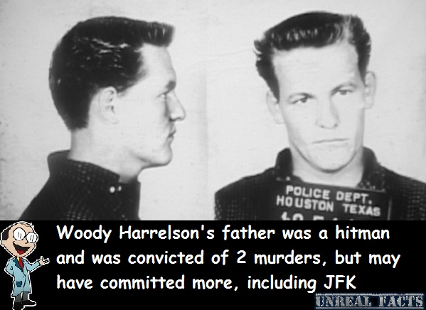woody harrelson his father