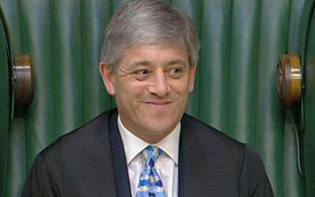 In England The Speaker Of The house Is Not Allowed to Speak