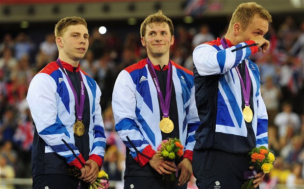 Gold Medalists Used To Get Silver Medals