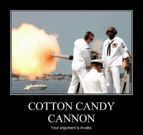 was cotton candy invented by a dentist