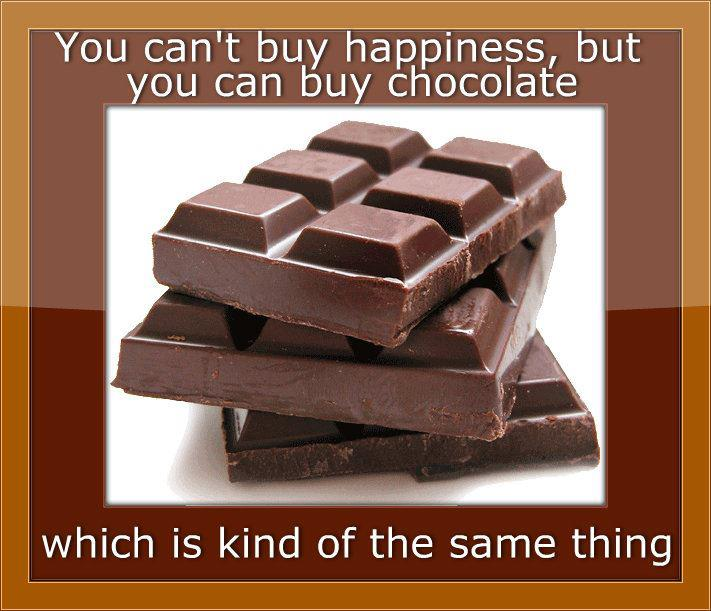 why does chocolate go white